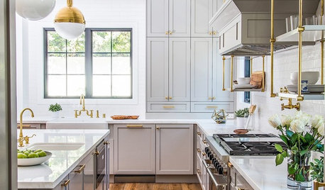 Houzz Tour: Modern California Style Meets Cape Cod Design
