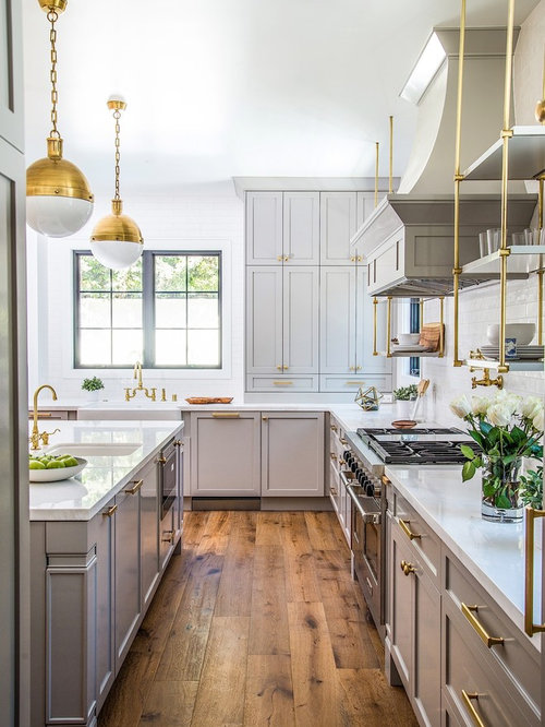Subway Tile Backsplash Ideas For The Kitchen subway tile backsplash ideas | houzz