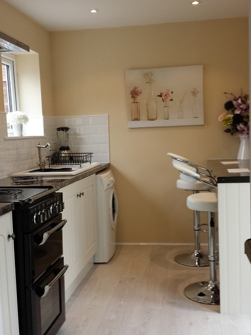 Flat Roof Kitchens : Bungalow flat roof kitchen extension