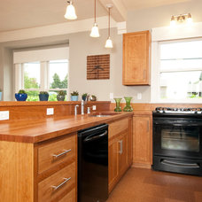 Contemporary Kitchen by thejoinery.com