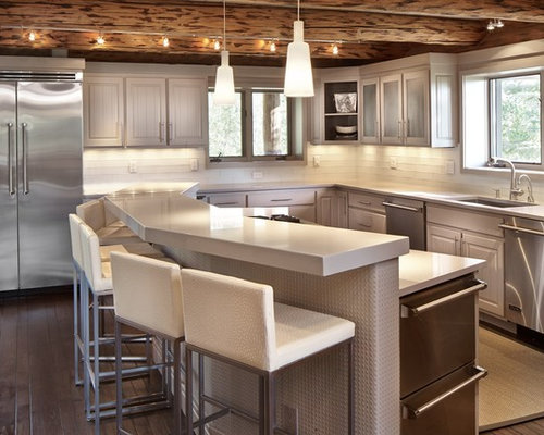 Modern Rustic Ideas Pictures Remodel And Decor