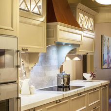Traditional Kitchen by Interiors By Darren James