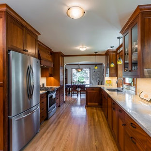 Burlingame Restoration and Kitchen Remodel