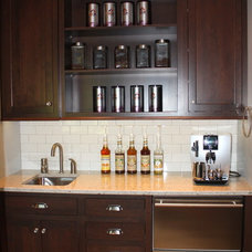 Traditional Kitchen by Cabinet Style