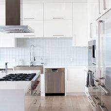Modern Kitchen by Tanya Schoenroth Design