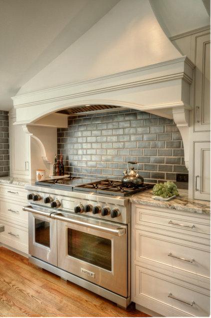 Traditional Kitchen by Denise Koczera