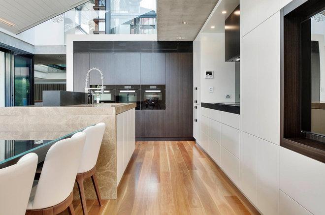 Modern Kitchen by Dan Kitchens Australia