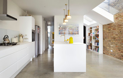 10 of the Best White Kitchens in Contemporary Homes