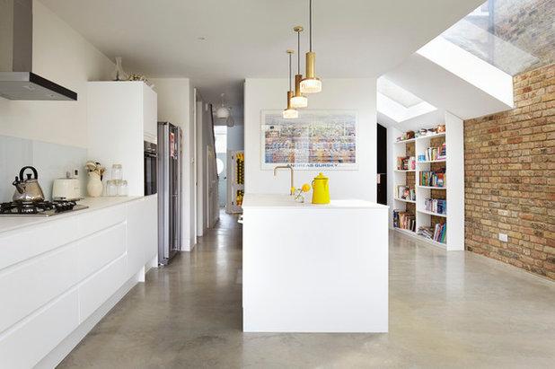 Contemporary Kitchen by RISE Design Studio