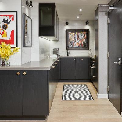 Contemporary Kitchen by Condovate Interiors Inc.