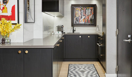 Best of the Week: 24 Brilliant Small and Narrow Kitchens