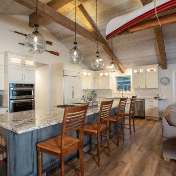 Burt Lake Cottage Remodel