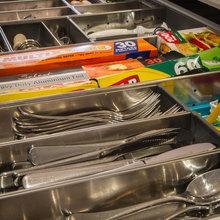 Cutlery & Utensil Storage