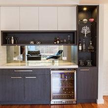 Burwood Kitchen And Mini Bar Moderne Cuisine Melbourne Par