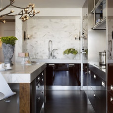 Contemporary Kitchen by Capomastro Group