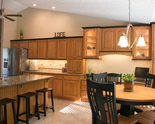 Cincinnati kitchen design ideas renovations amp photos with vinyl