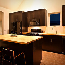 Contemporary Kitchen by nicole helene designs