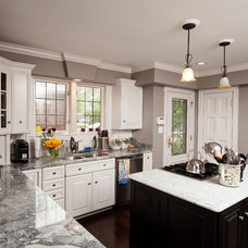Traditional Kitchen by Emergent Construction