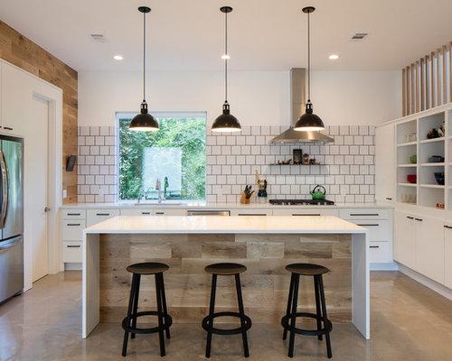 U Shaped Kitchen Design Ideas Amp Remodel Pictures Houzz