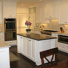 Traditional Kitchen by pogue cabinets
