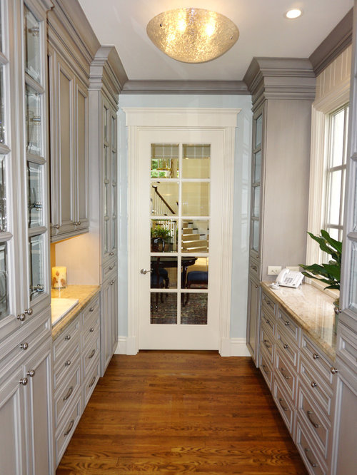 Traditional Kitchen Pantry With Yellow Backsplash Design Ideas Remodel Pictures Houzz