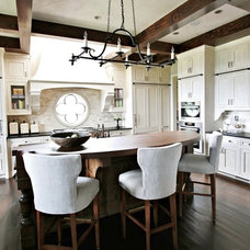 Traditional Kitchen by Wright Design