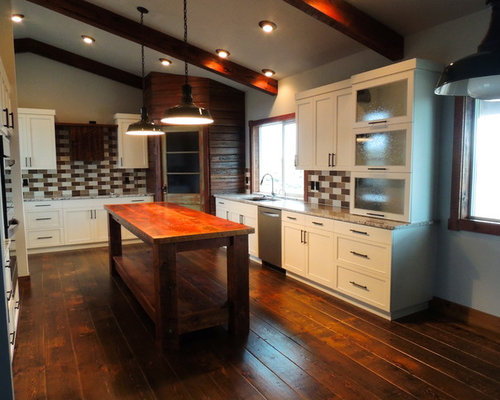 Industrial Boise Kitchen Design Ideas Remodel Pictures Houzz