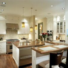 Contemporary Kitchen by bw design group