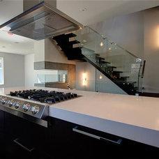 Contemporary Kitchen by Endeavour Developments