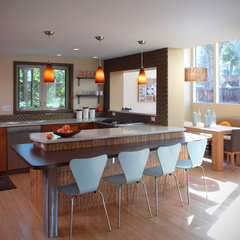 contemporary kitchen by Jodi Feinhor-Dennis