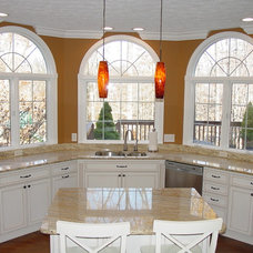 Traditional Kitchen by Kitchen & Bath Etc.
