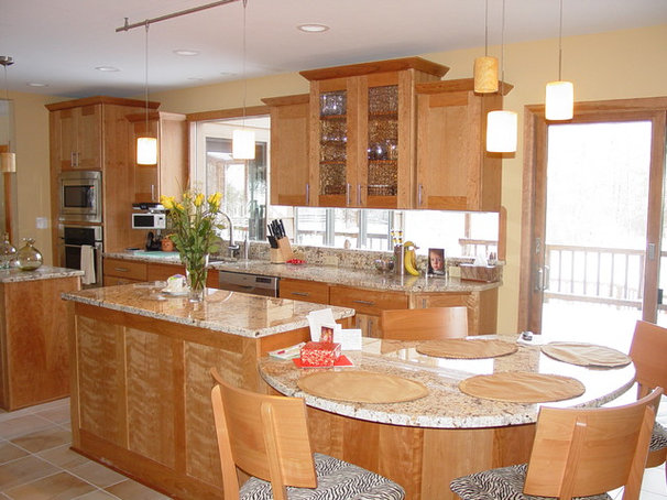 Put Your Kitchen in a Good Light With a Window Backsplash