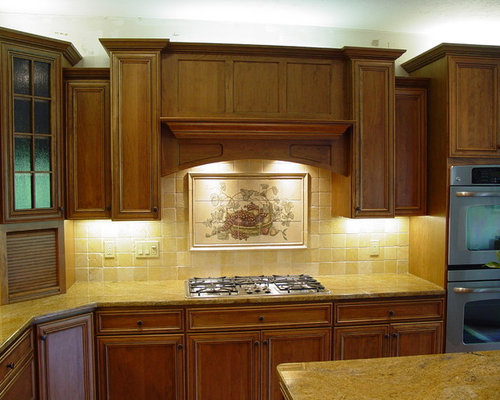 Decorative Wood Hood Home Design Ideas, Pictures, Remodel and Decor