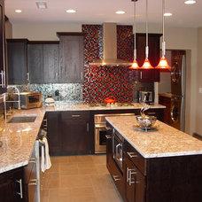 Contemporary Kitchen by Kitchen & Bath Etc.