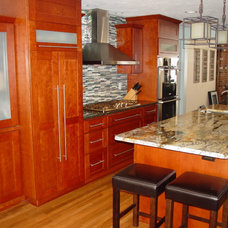 Contemporary Kitchen by Kitchen & Bath Etc.