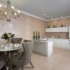 Contemporary Kitchen by Yakusha Design