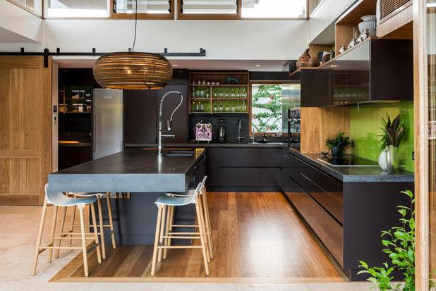 Contemporary Kitchen by Darren James Interiors
