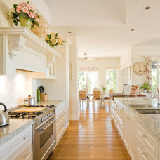 Traditional Kitchen by Kate Platt Designs