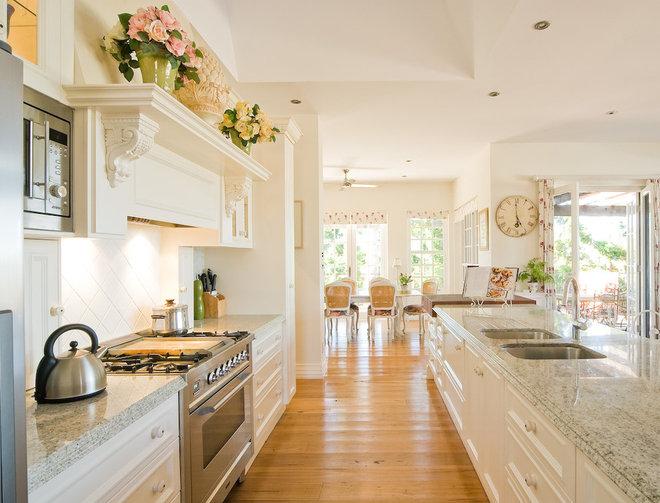 Traditional Kitchen by Kate Platt Designs