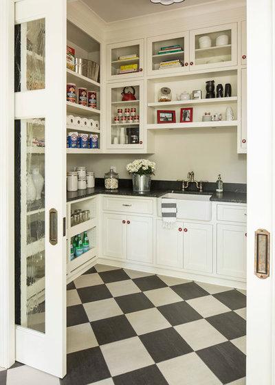 Современная классика Кухня by Martha O'Hara Interiors