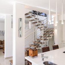 Modern Kitchen by Orna Gurevich interior design