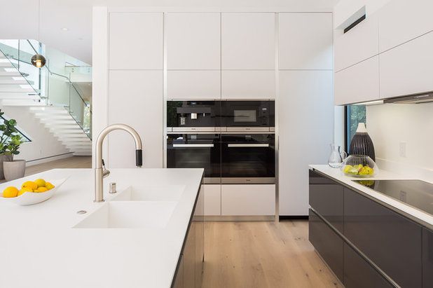 Contemporary Kitchen by Noesis Group
