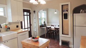 c1931 Kitchen renovation