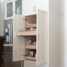 Kitchen by RDM Architecture