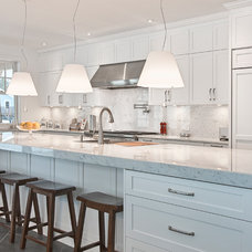 Transitional Kitchen by Cabico