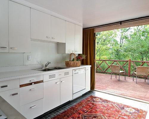 Chicago kitchen design ideas renovations amp photos with laminate