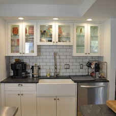Farmhouse Kitchen by C&S Cabinets