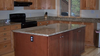 Cabinet & Backsplash Remodel