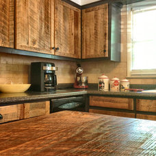 Rustic Kitchen by The Rusted Nail