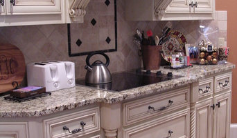 Cabinet finishes